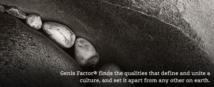 Genis Factor Method: Confidence Zone