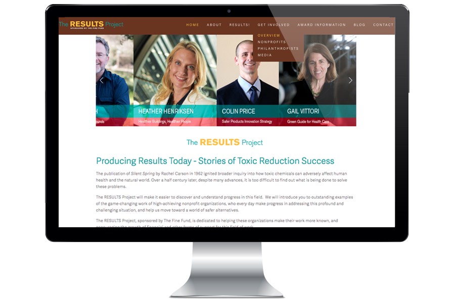 the-results-project-website-digital-media